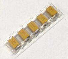 Low ESR SMD TPSE686M025R0125,10 Stück BF=E 68µF 25V AVX 20/% Tantal 68uF