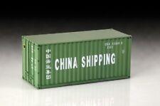 Italeri [ITA] 1/24 Shipping Container 20' Plastic Model Kit 3888 ITA3888