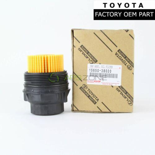 GENUINE TOYOTA FJ CRUISER 4RUNNER LEXUS OIL FILTER HOUSING CAP OEM 15650-38020