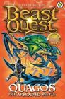 Quagos the Armoured Beetle: Series 15 Book 4 by Adam Blade (Paperback, 2015)