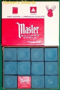 New-Masters-Chalk-Box-of-12-Twelve-Color-options