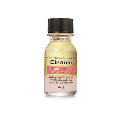 [Ciracle] Pimple Solution Pink Powder 16ml > [Ciracle] Red Spot Pink Powder 16ml