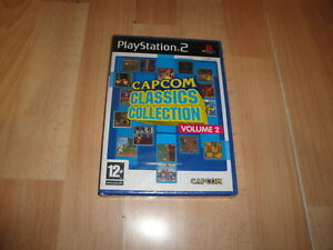 CAPCOM-CLASSICS-COLLECTION-VOL-2-PARA-LA-SONY-PLAY-STATION-PS2-NUEVO-PRECINTADO