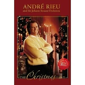 Andre-Rieu-034-The-Christmas-I-LOVE-034-DVD-NUOVO