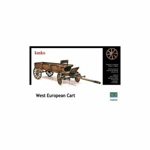 Master Box LTD Mast3562 West European Cart 1/35