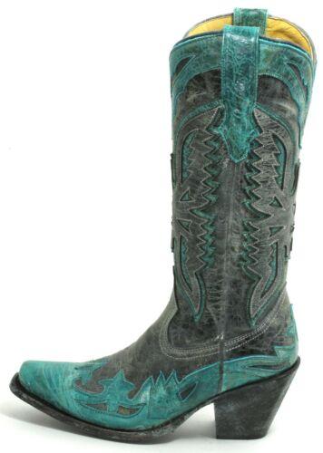 245 Cowboystiefel Westernstiefel Texas Rudel Catalan Style Stiefel Fashion 38