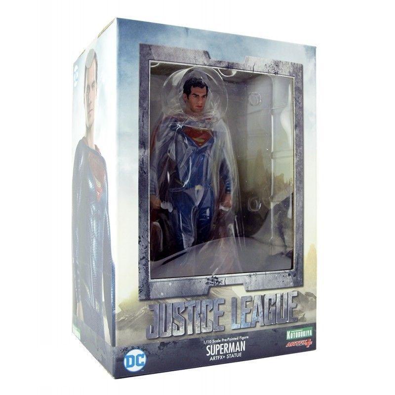 DC súperman Henry Cavill Justice League ARTFX+ Statue 1 10 Figura Kotobukiya
