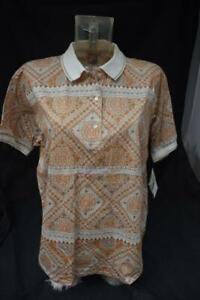 Ladies-Vintage-TAIL-Golf-Polo-Shirt-Top-Size-Large-BNWT-Lot-GF79
