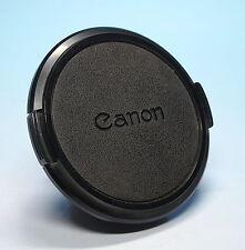 Canon 67mm Objektiv Deckel front lens cap bouchon d'objectif avant - (100549)