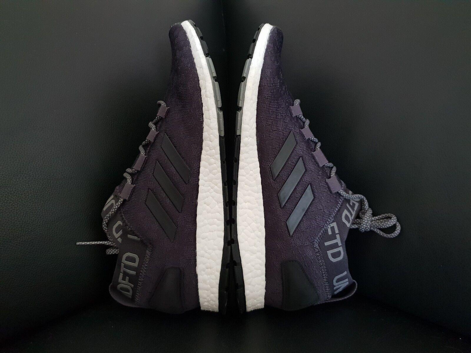 Adidas X Undefeated Undefeated Undefeated Pure Boost RBL, nero, (BC0473), 10 US c6e7d9