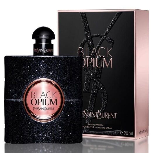 YSL Yves Saint Laurent OPIUM BLACK Eau De Parfum 90ml - profumo originale DONNA