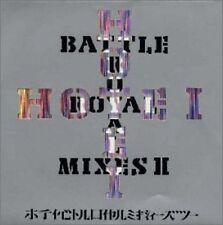 Hotei Battle royal mixes II (J, 1998) [Maxi-CD]