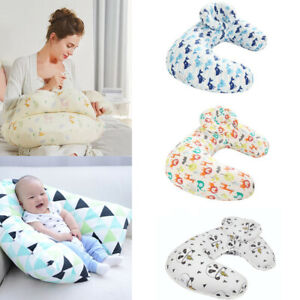Newborn-Baby-Infant-U-Shap-Maternity-Breastfeeding-Nursing-Support-Pillow-Cusion