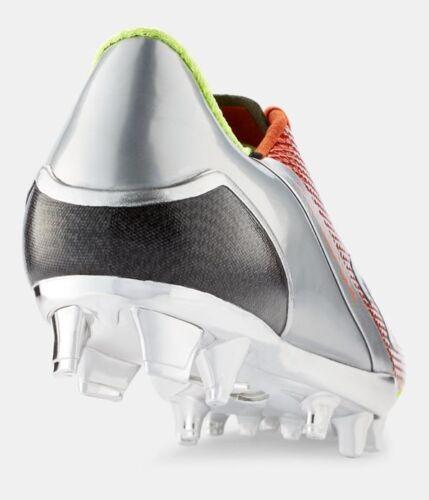 Under Armour SpeedForm MC Men/'s Football Cleats Style 1258013-811 MSRP $130