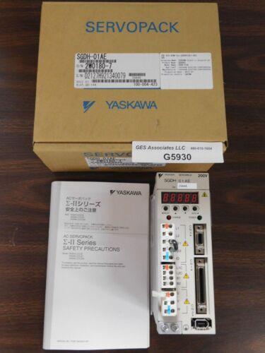 YASKAWA ELECTRIC SGDH-01AE SERVOPACK SIGMA II 200V 100W