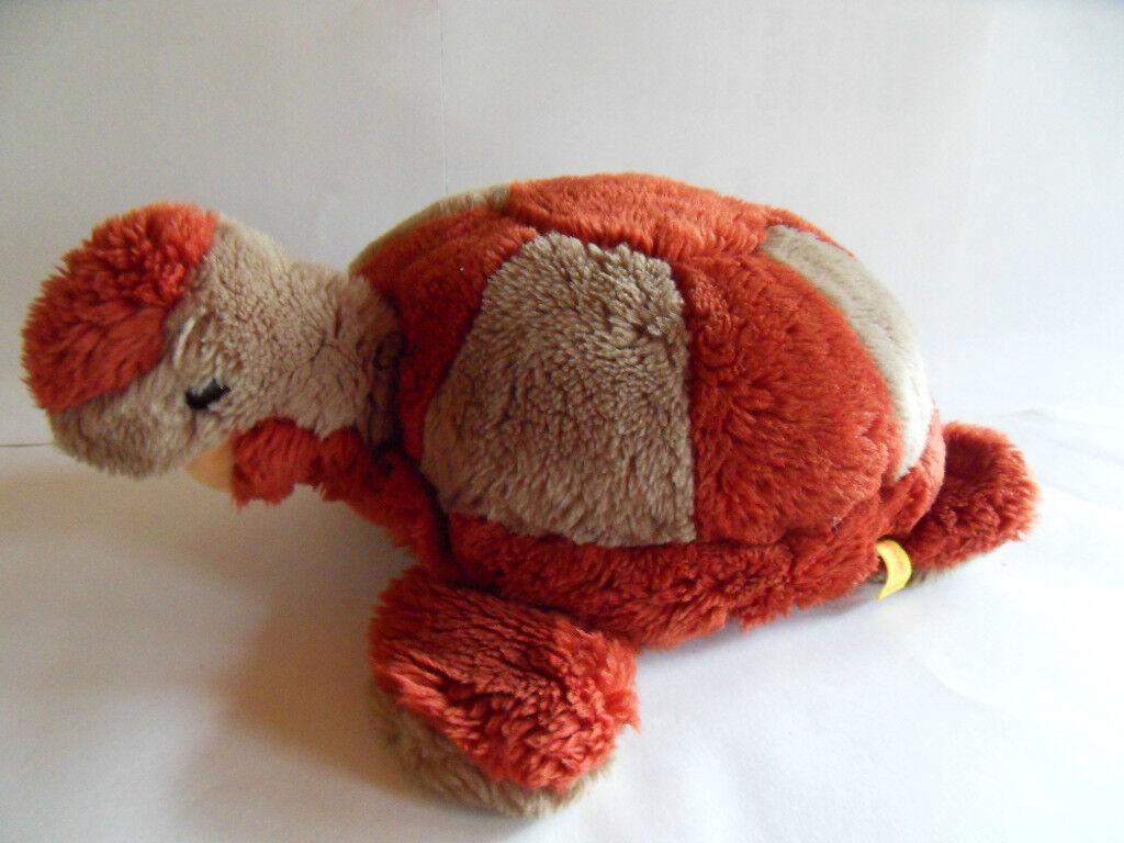 Steiff turtle turtoise large flag stuffed animal made in Germany 836