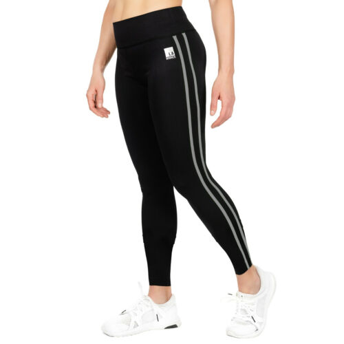 Ladies Sports Yoga Run Gym Workouts High Waist Long Pants Leggings for Womens