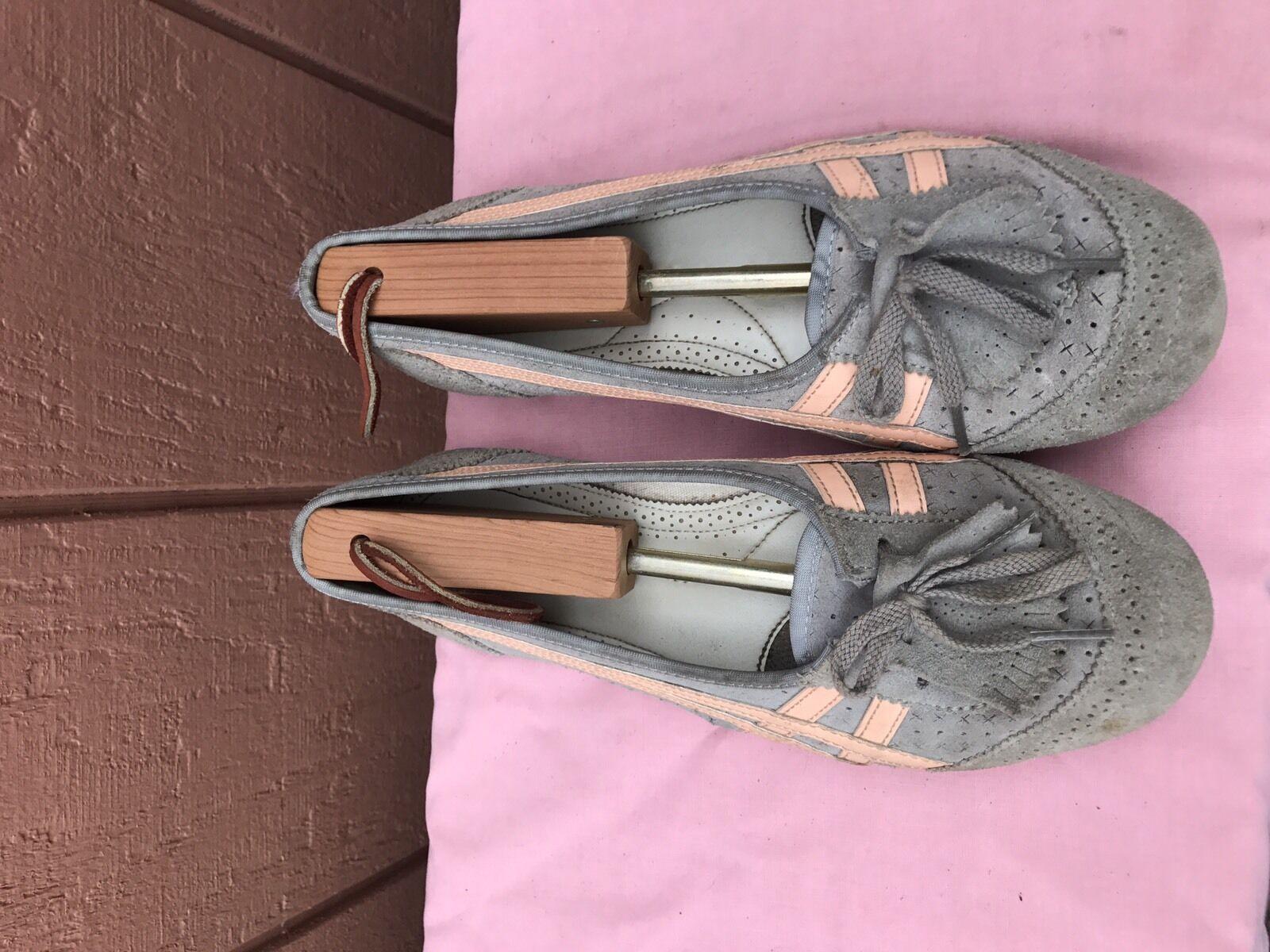 Raro ante Onitsuka Ballet Tiger Norico HL8A9 gris Ballet Onitsuka Zapatos sin Taco Sin tamaño nos 7.5 EUR 39 916d82
