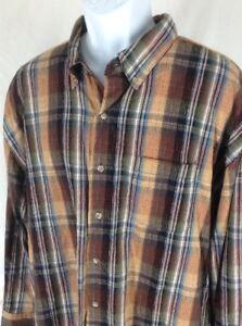 Scandia Woods Plaid Cotton Shirt