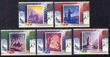 GB MNH STAMP SET 1988 Christmas Cards SG 1414-1418 10% OFF FOR 5+