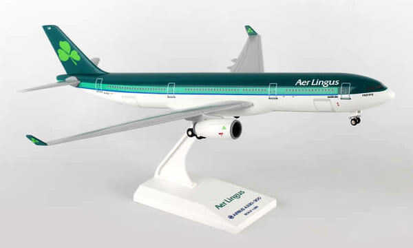 Aer Lingus Airbus A330-300 1 200 SkyMarks SKR837 Flugzeug Modell AerLingus A330  | Hohe Qualität Und Geringen Overhead