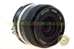 Obiettivo-nikon-AI-35mm-f-2-8-manuale