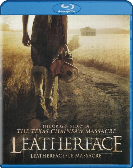 LEATHERFACE - THE TEXAS CHAINSAW MASSACRE III NEW DVD