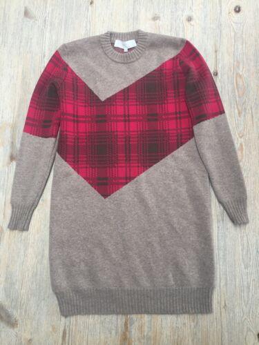 Sweater Size Tartan Addition Xs paneled Thakoon qWnBx6aA0w