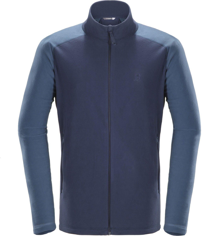 Haglöfs astro II Jacket men, ligera para Pinewood caballeros, Tarn azul