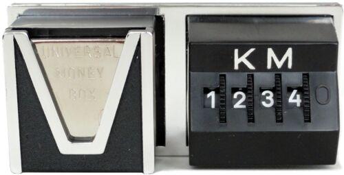Kilometermerker Kilometer Zähler Kilometerzähler 50er Jahre mit Münzbox von HR