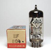 Telefunken EF804 / EF 804 Audio Vorverstärker Röhre für Studio-Technik, NOS