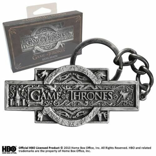 Game Of Thrones Opening Sequence Logo Keychain Schlüsselanhänger