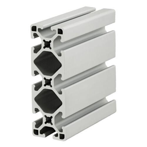 80//20 Inc 1.5 x 4.5 Lite Smooth Aluminum Extrusion 15 Series 1545-LS x 12 N
