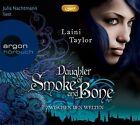 Daughter of Smoke and Bone (MP3-Ausgabe) von Laini Taylor (2012)