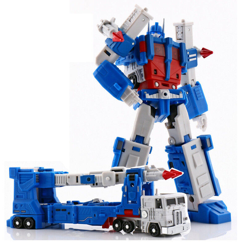 Carré magique Miss-Toys Miss Transporter B-04 Mini Ultra Magnus Robot Action Figure