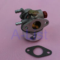 Carburetor For Tecumseh 640025c Snowblower Troy-bilt Ariens Toro Craftsman Mtd