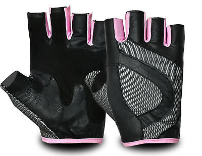 Mens Womens Weight Lifting Gym Gloves Bodybuilding Workout Exercise CLEARANCE!