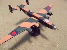 Built 1/144: British HANDLEY-PAGE HALIFAX Bomber Aircraft RAF