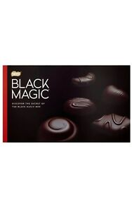 Details About Black Magic Dark Chocolate Temptation Selection Carton Box Ideal Gift Sealed