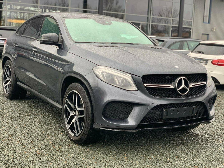 Mercedes GLE350 d 3,0 Coupé aut. 4-M 5d - 3.697 kr.