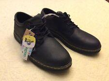 Nwob Dr Martens Air Wair Culvert Steel Toe Leather Slip Resistance Shoes Sz 13