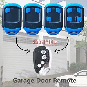 Blue-Gate-Garage-Remote-Control-Replacement-For-433-MHz-Centsys-Centurion-NOVA