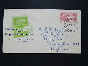 Australia-SG-288-First-Day-Cover-w-Royal-Bible-Cachet-Light-Creases-Z4041
