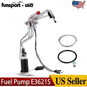 New Electric Fuel Pump Assembly Fits Chevrolet GMC C//K 1500 2500 3500 E3621S