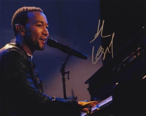 Autograph R/&B Musiker Autogramm John Legend