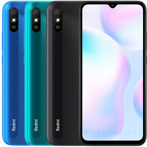 "Xiaomi Redmi 9A 32GB 2GB RAM Dual SIM (FACTORY UNLOCKED) 6.53"" 5000 mAh (Global)"