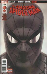 Amazing-Spider-Man-796-Third-Printing-B-amp-W-Variant-2018-Marvel-Comics