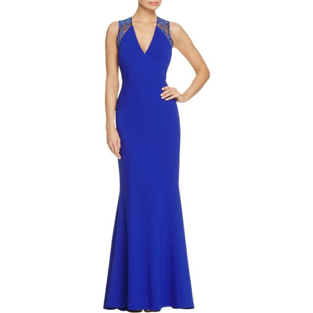 JS Collections Illusion Back Ottoman Gown Size 2 #2a 82   eBay