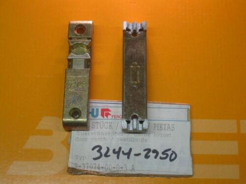 Fenster GU Schnäpper 9-37074-00-3 zum Aufschrauben  für  Kunststoff Türen u