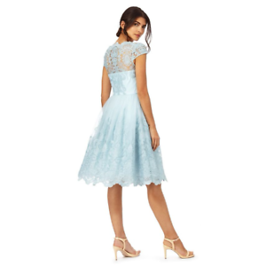 Chi-Chi-London-Embroidered-Floral-Trim-Occasion-Scalloped-Dress-20-Blue